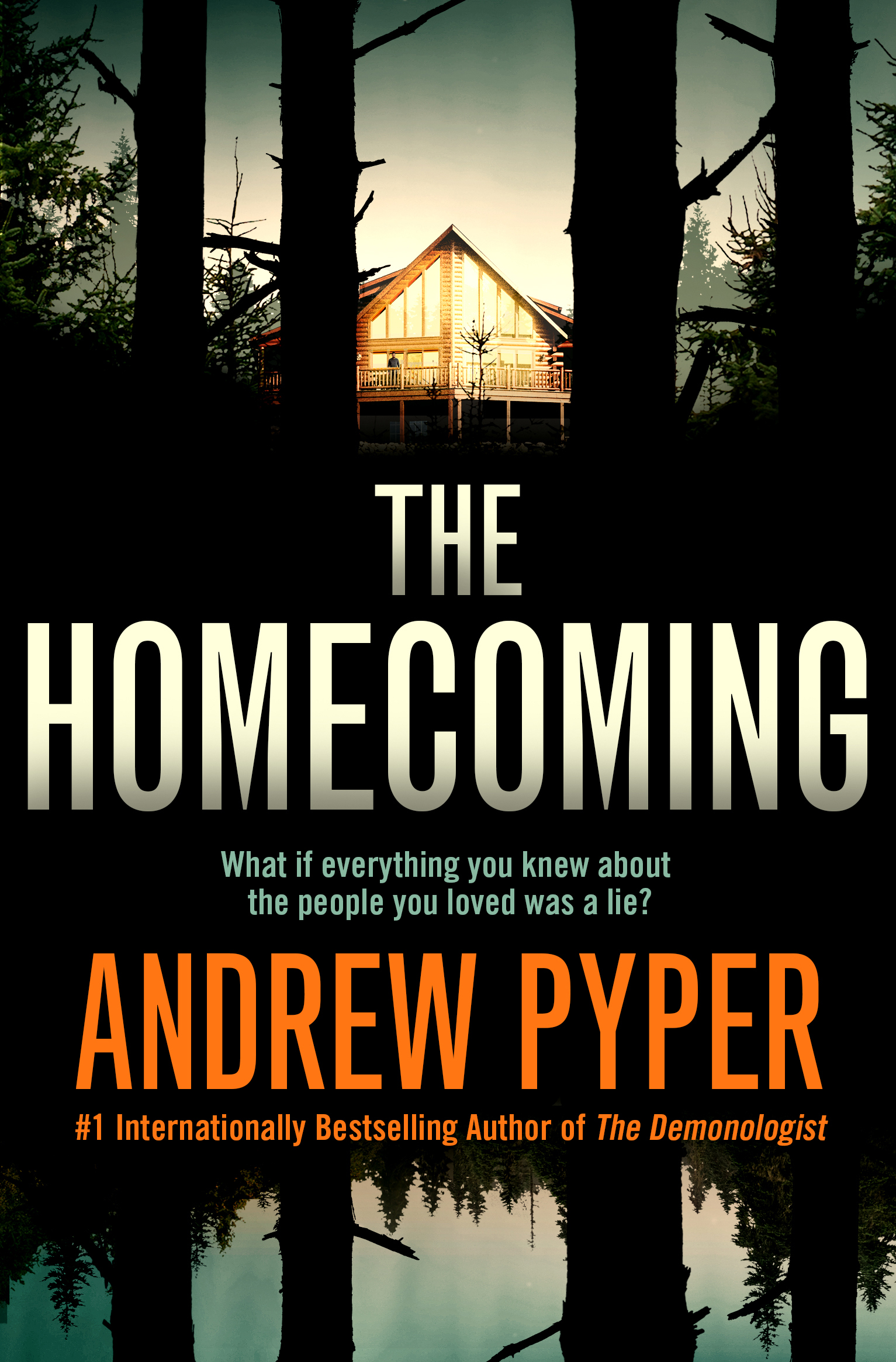 The Homecoming by Andrew Pyper cover image