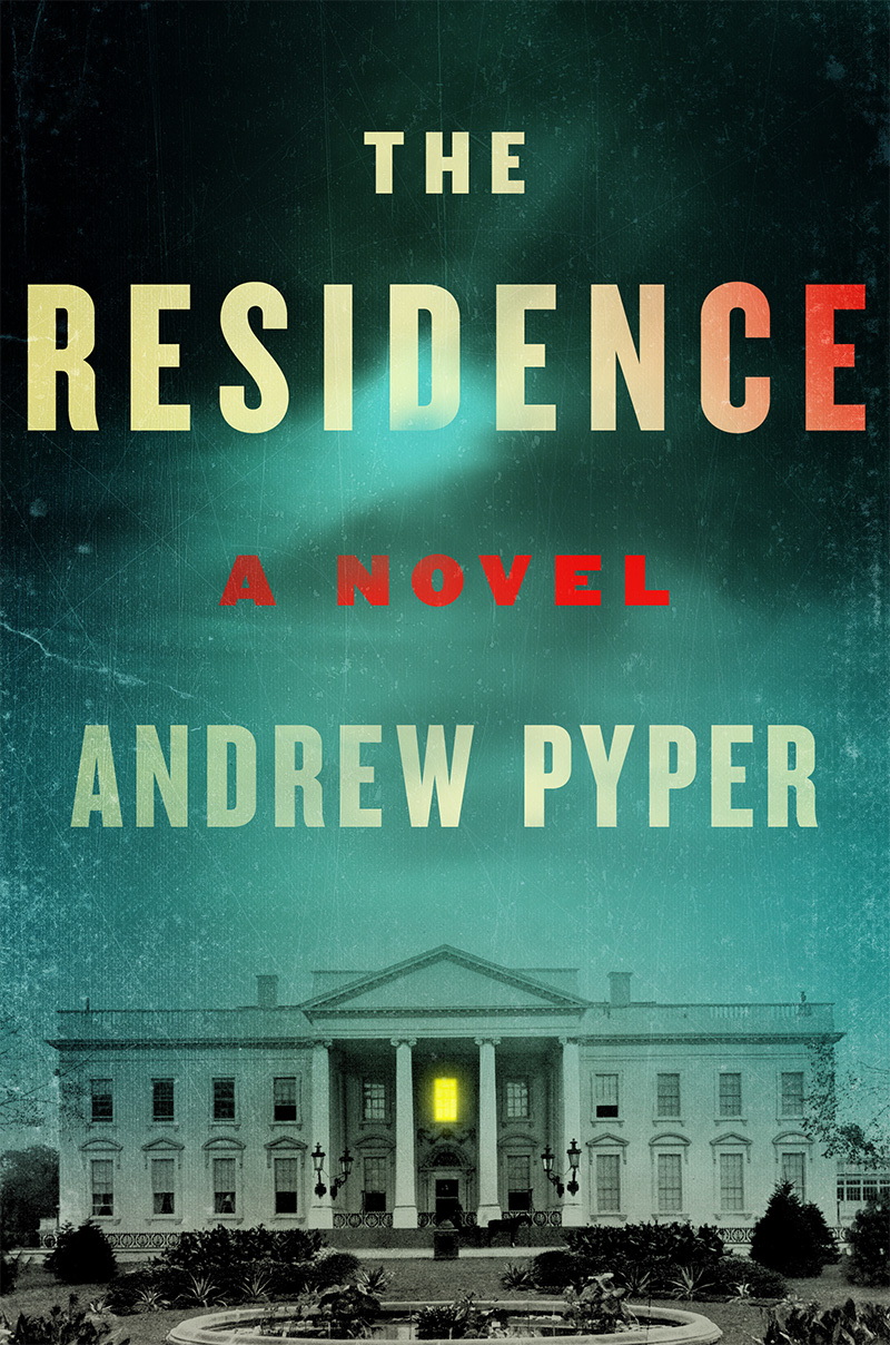 The Residence by Andrew Pyper cover image